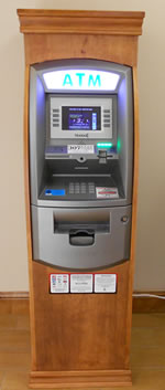 atm cabinet